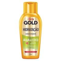Condicionador Niely Gold Hidratação Intensa Água de Coco