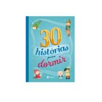 Livro 30 Histórias para Dormir Culturama