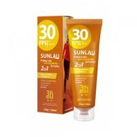 Protetor Solar com Repelente de Insetos Sunlau