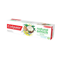 Creme Dental Colgate Natural Extracts Detox