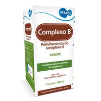 Complexo B Xarope - EMS