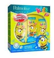 Kit Palmolive Naturals Kids para Todos os Tipos de Cabelo