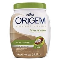 Creme de Hidratação Intensiva Origem Óleo de Coco