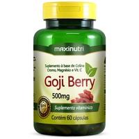 Goji Berry Maxinutri