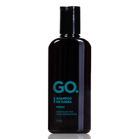 Shampoo para Barba GO. Fresh