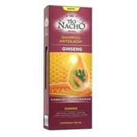 Shampoo Antiqueda Ginseng Tio Nacho