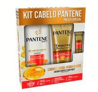 Kit Cabelo Pantene Cachos Hidra-Vitaminados