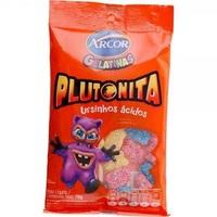 Bala de Gelatina Arcor Plutonita