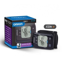 Medidor de Pressão Arterial Automático de Pulso Omron Elite HEM-6300