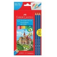 Kit Escolar Faber Castell Ecolápis