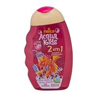 Shampoo Infantil 2 em 1 Acqua Kids Tutti-Frutti