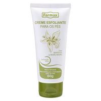 Creme Esfoliante Farmax para Pés