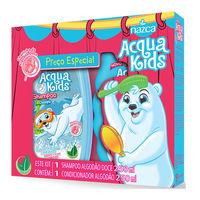 Kit Acqua Kids Algodão Doce