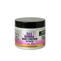 Máscara de Hidratação Salon Opus S.O.S Bomba Whey Protein