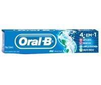 Creme Dental Oral B 4 em 1