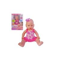Brinquedo Boneca Sid-nyl Bebê Tagarela