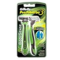 Aparelho de Barbear Gillette Prestobarba 3 Body Sense