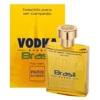 Perfume Masculino Paris Elysees Vodka Brasil