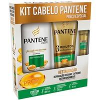 Kit Cabelo Pantene Restauração Pro-V
