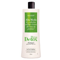 Shampoo 7 Ervas Tratamento Detox Alta Moda