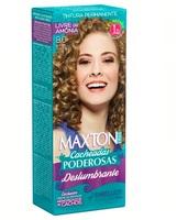 Tintura Maxton Free Cacheadas Poderosas