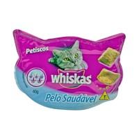 Petiscos para Gatos Whiskas Pelo Saudável