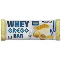 Whey Grego Bar Nutrata