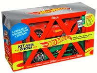 Kit Pista e Oficina Hot Wheels