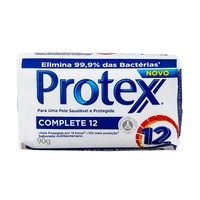 Sabonete Antibacteriano Protex Complete 12