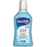 Enxaguante Bucal Sanifill Ice