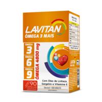 Lavitan Ômega 3 Mais