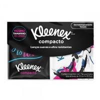 Lenços de Bolso Kleenex Compacto