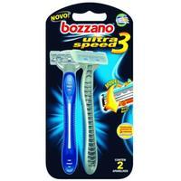 Aparelho de Barbear Bozzano Ultra Speed3