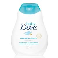 Shampoo Baby Dove Hidratação Enriquecida