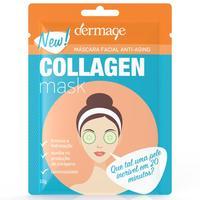 Máscara Facial de Colágeno Anti-idade Dermage