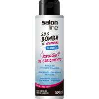 Shampoo Bomba de Vitaminas Salon Line SOS