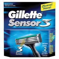 Carga Gillette Sensor3