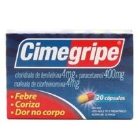 Cimegripe Cápsula