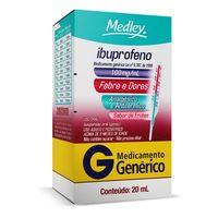 Ibuprofeno Gotas Medley