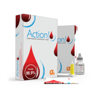 Autoteste para Anticorpos (HIV) Action