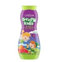 Shampoo 2 em 1 Origem Grupy Kids Brilho Iluminado