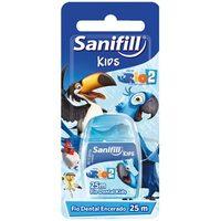 Fio Dental Kids Sanifil