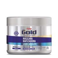 Máscara Matizadora Niely Gold