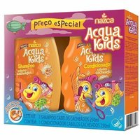 Kit Infantil Acqua Kids Cacheados