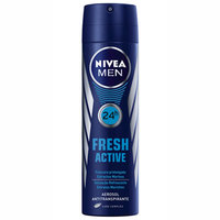 Desodorante Masculino Nivea For Men Fresh Active
