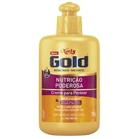 Creme de Pentear Niely Gold Nutrição Poderosa