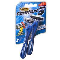 Aparelho de Barbear Bic Comfort 3 Pele Normal