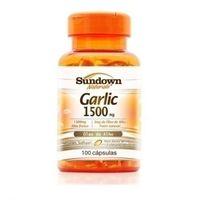 Óleo de Alho Garlic Sundown
