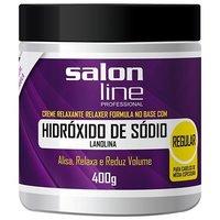 Creme Relaxante Hidróxido de Sódio Salon Line