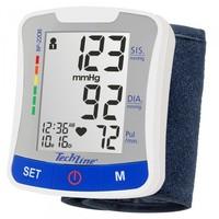 Medidor de Pressão Arterial de Pulso BP2208 TechLine